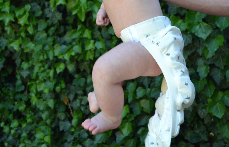 Luierloze Baby