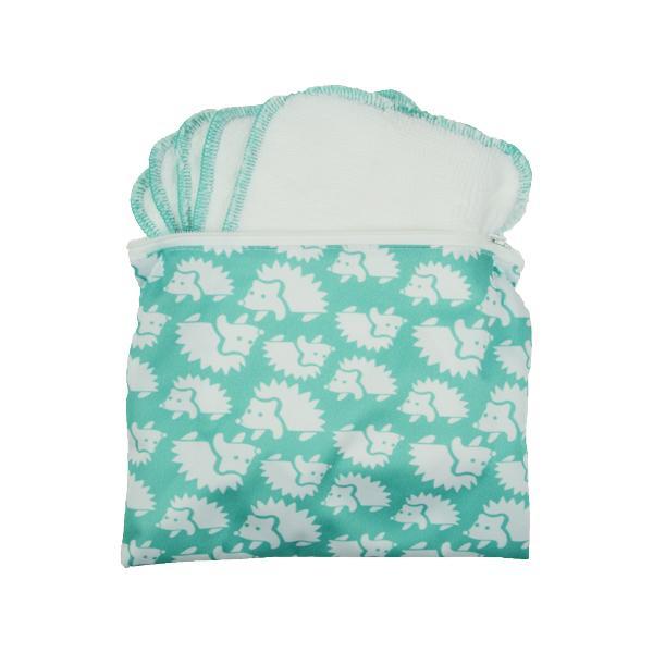 Hedgehug Wipes + Wipes Bag