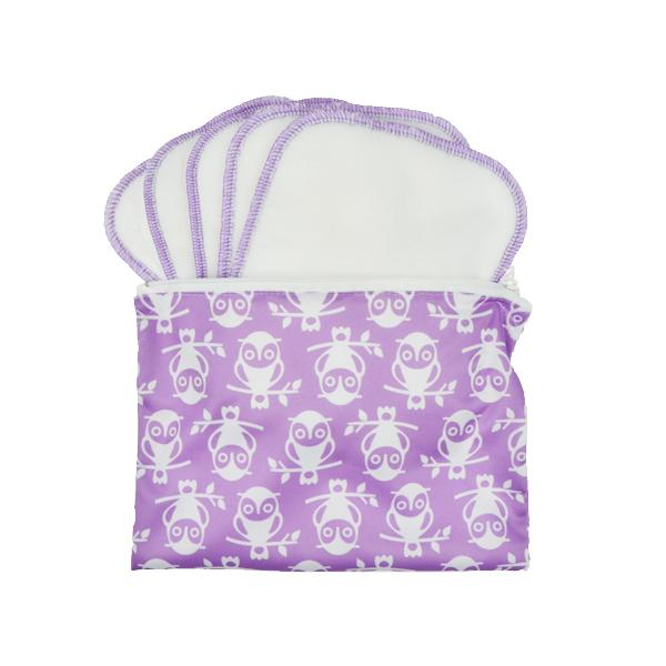 Owlbert  Wipes + Wipes Bag