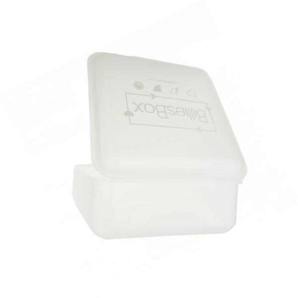 BilliesBox wit 18x18x8 cm