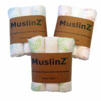 MuslinZ bamboe/bio-katoen
