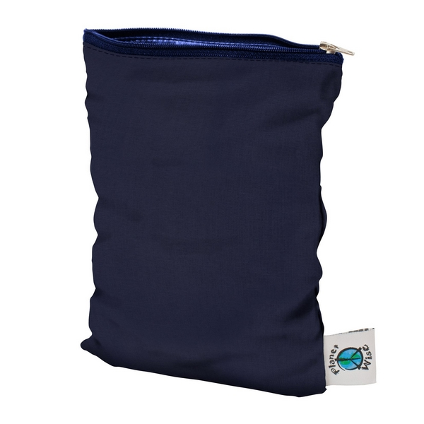 Planet Wise Wet bag Small Navy